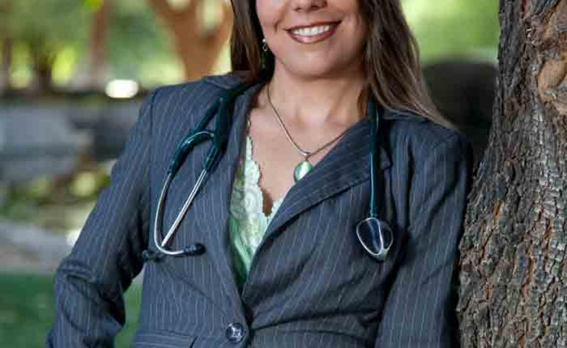 Dr. MaryK M. Geyer, ND