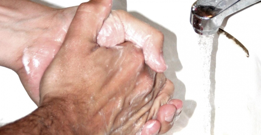 A Case Against Using Antibacterial Soap