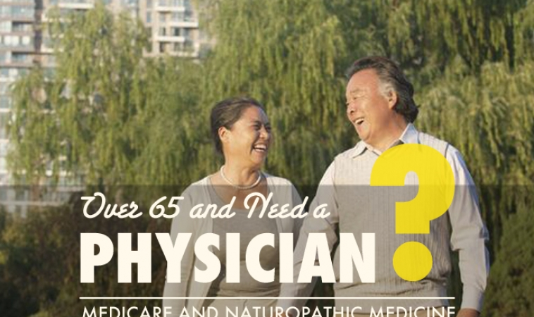 Over 65 and Need a Physician?