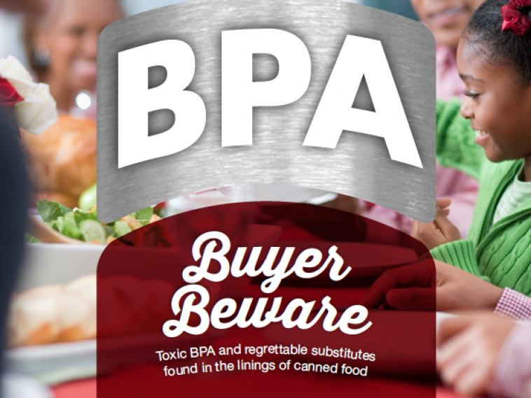 Food Cans Contain Toxic BPA Linings, Study Finds