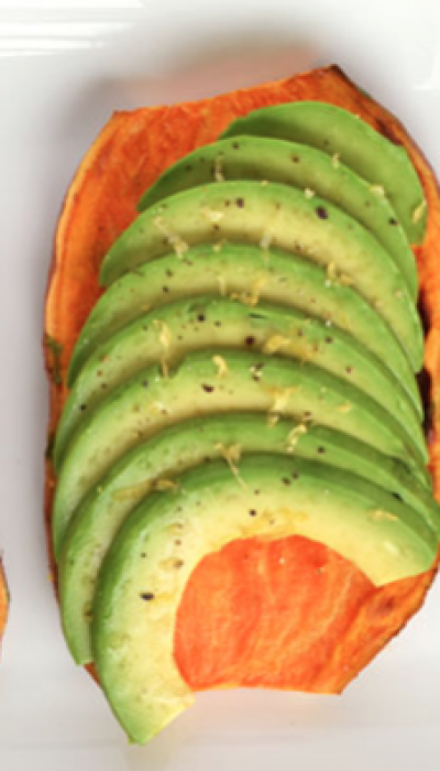 Game Changing Snack-Hack: Sweet Potato Toast
