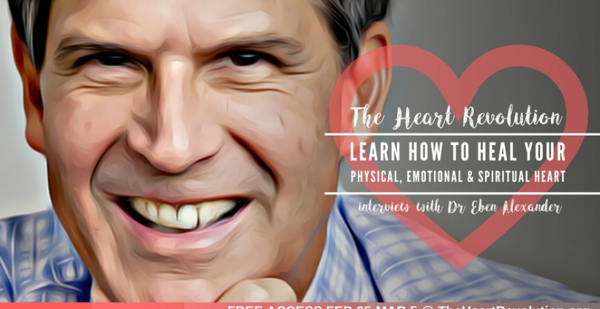 Dr. Eben Alexander Talks About Near Death Experience and a Changed Worldview of Science, Consciousness, Heart and Soul