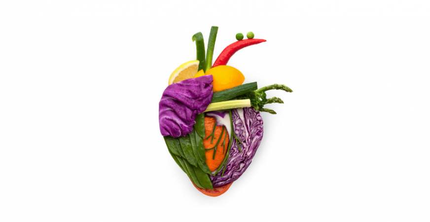 Cardiovascular Health: Eat More Fruits and Vegetables