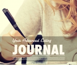 Your Advanced Eating Journal