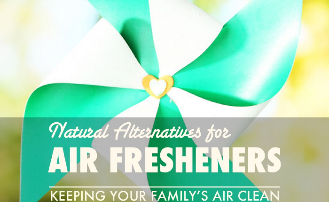 Air Fresheners Part 4- Alternatives: Saving Our Brains, Mind & Health