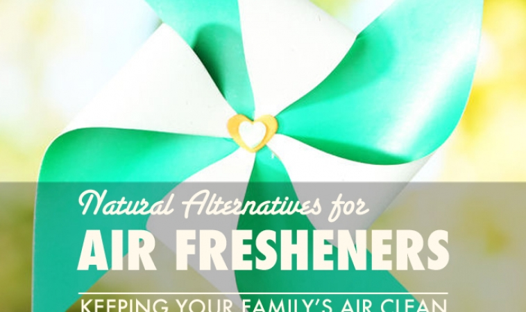 Air Fresheners Part 4- Alternatives: Saving Our Brains, Mind & Health