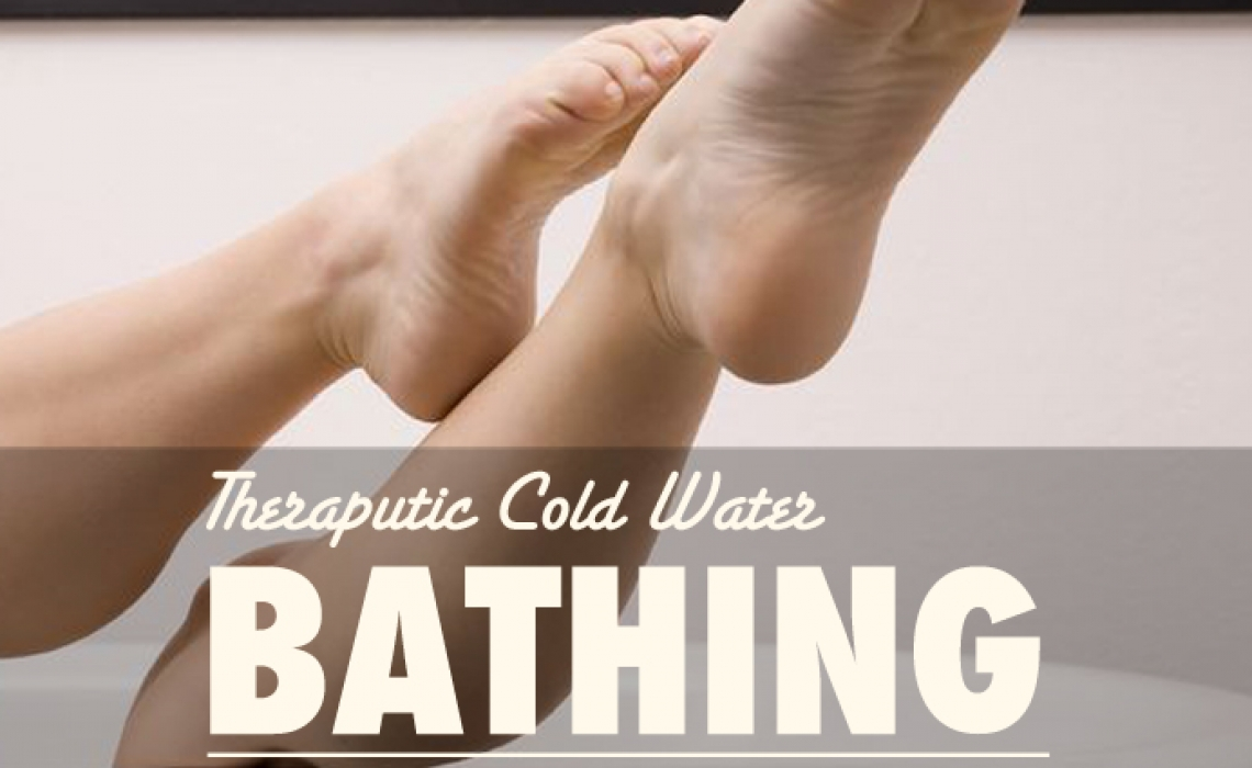 Therapeutic Cold Water Bathing