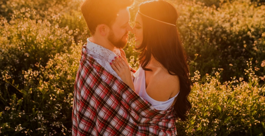 Love Makes Managing Pain, Stress, and Sensory Input a Little Bit Easier