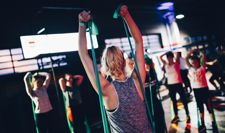Weight Lifting for an Hour Each Week May Reduce Risk of Heart Attack and Stroke