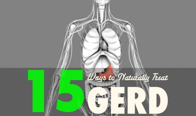 15 Ways to Treat GERD Naturally
