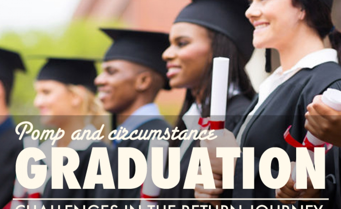 Graduation: Time for the Return Journey
