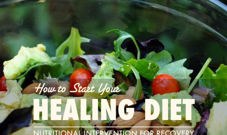 Start Your Healing Diet – Now!