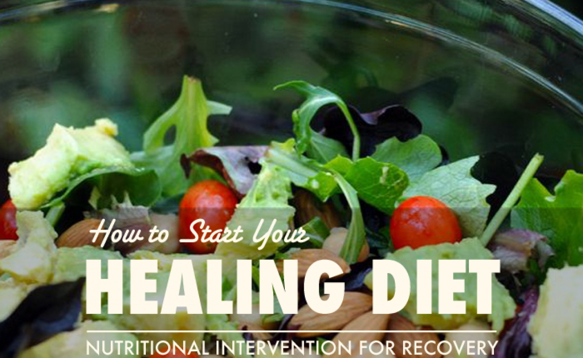 Start Your Healing Diet – Now!