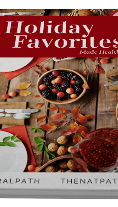Holiday Favorites Made Healthy