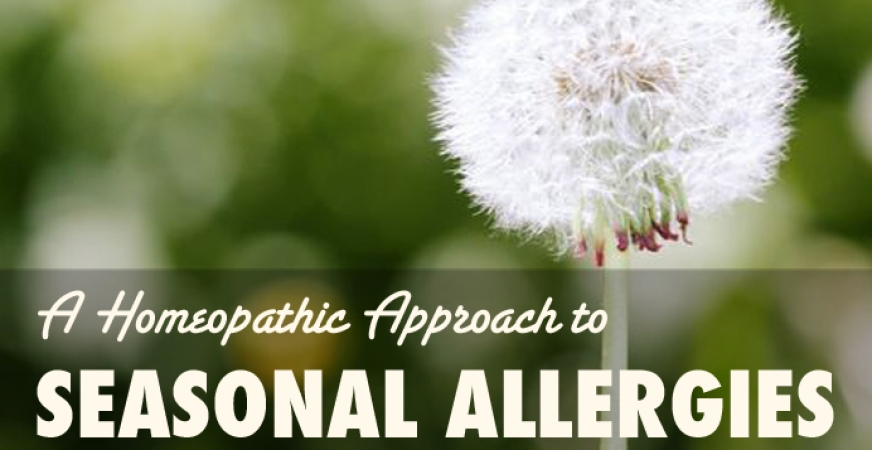 Seasonal Allergies, A Homeopathic Approach