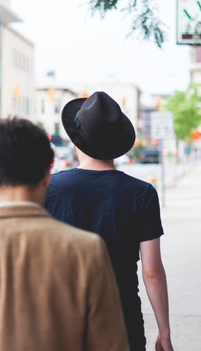 Young Men Struggle With Body Image Issues, Too