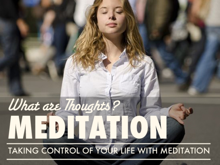 Meditation: What are Thoughts?