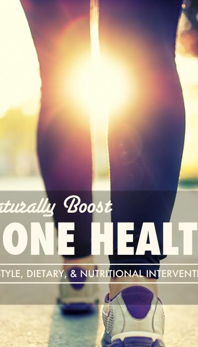 Boost Bone Health Naturally!