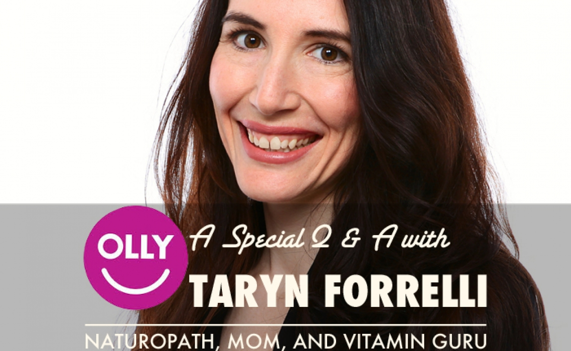 A Special Q & A with Taryn Forrelli of OLLY Vitamins