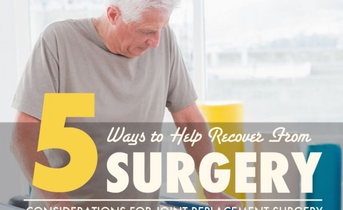 Recovering After Joint Replacement Surgery