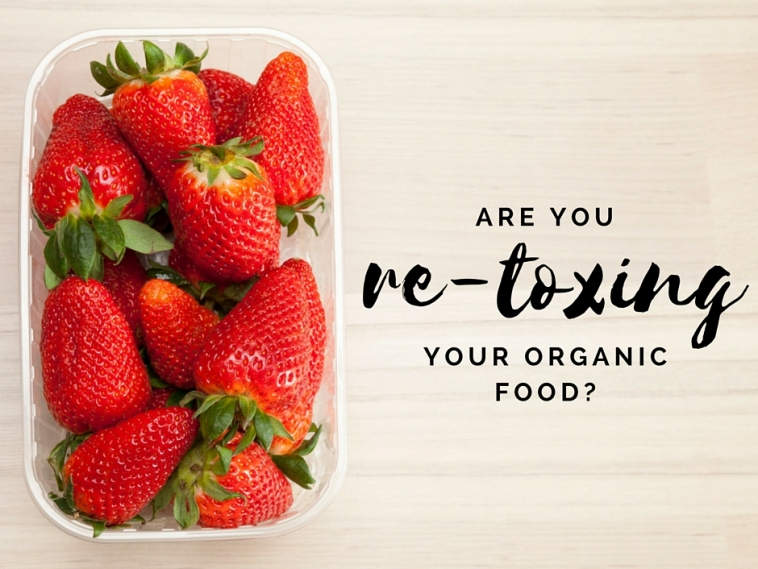 "Are You ""Re-Toxing"" Your Expensive Organic Groceries? Why Utensils, Cookware and Food Storage Matter."