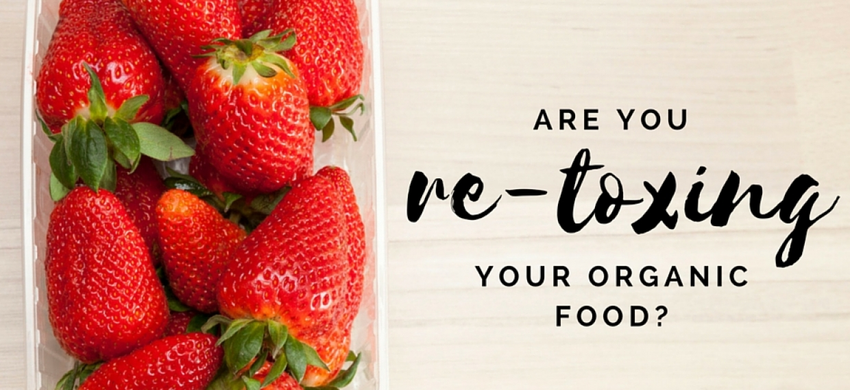 """Are You """"Re-Toxing"""" Your Expensive Organic Groceries? Why Utensils, Cookware and Food Storage Matter."""