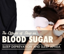 Sleep and how it Messes With Blood Sugar