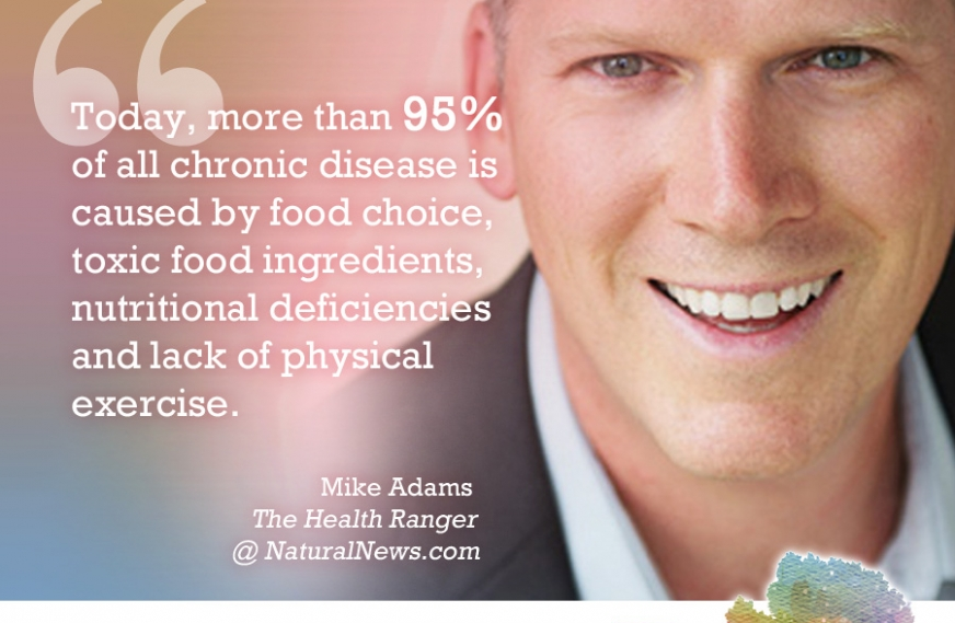 Mike Adams Talks Anti-Cancer Nutrition and Defensive Eating at the Natural Cancer Prevention Summit