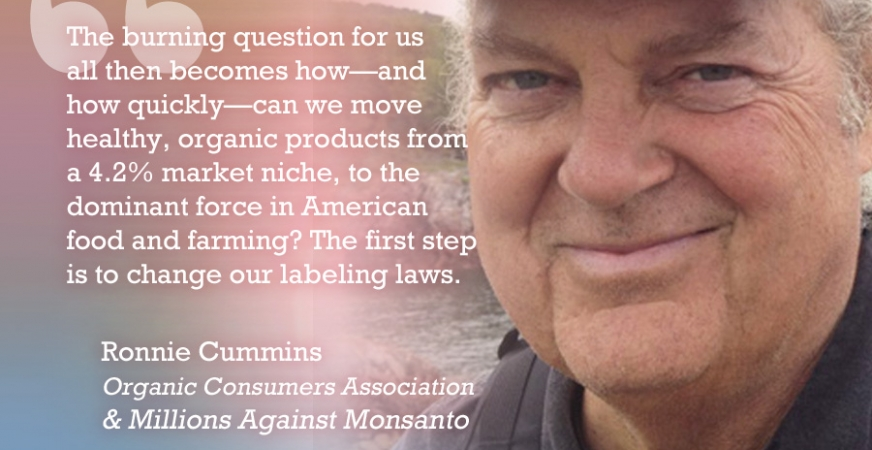 Ronnie Cummins on How Organic Practices Prevent Cancer at the Natural Cancer Prevention Summit
