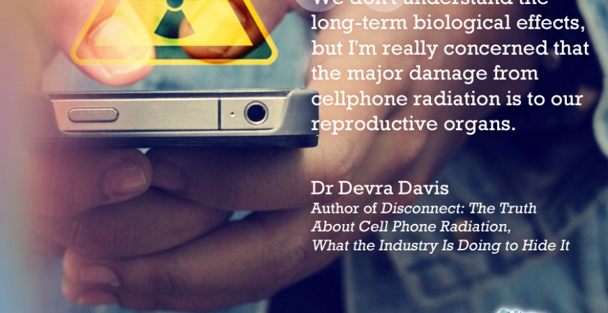 Scientific Truth About Cell Phones, Wireless EMFs and Cancer with Dr Devra Davis at The Natural Cancer Prevention Summit