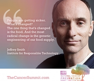 Jeffrey Smith on The Truth About GMOs and Cancer at the Natural Cancer Prevention Summit
