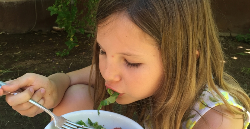 Mommy, Can I Have Some More, Please? How to Get Your Kids to Eat Veggies