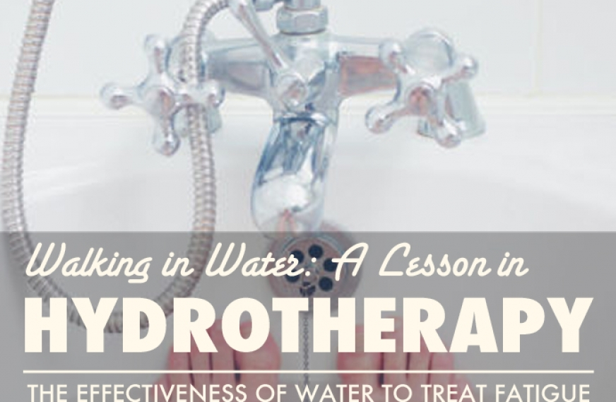 Walking In Water: Effectiveness of Water to Treat Fatigue