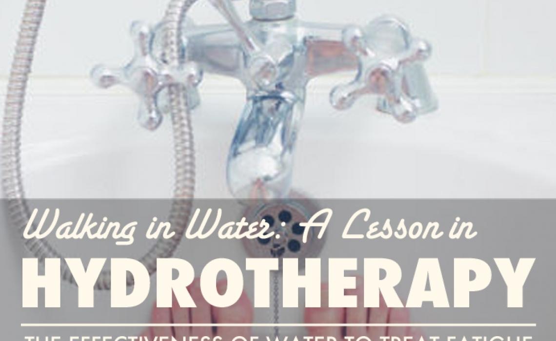 Walking In Water: Effectiveness of Water to Treat Fatigue