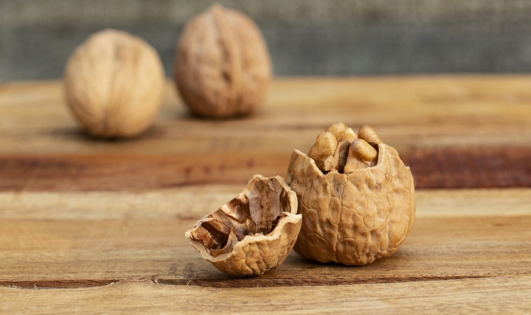 Walnuts: Good for the Gut, and the Heart