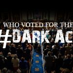 48 YEAs and 49 NAYs: Did Your Senator Vote for the #DARKAct?