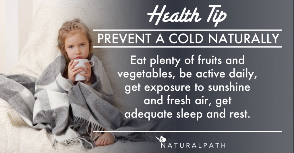 prevent colds