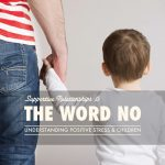 Supportive Relationships and The Importance of Saying No